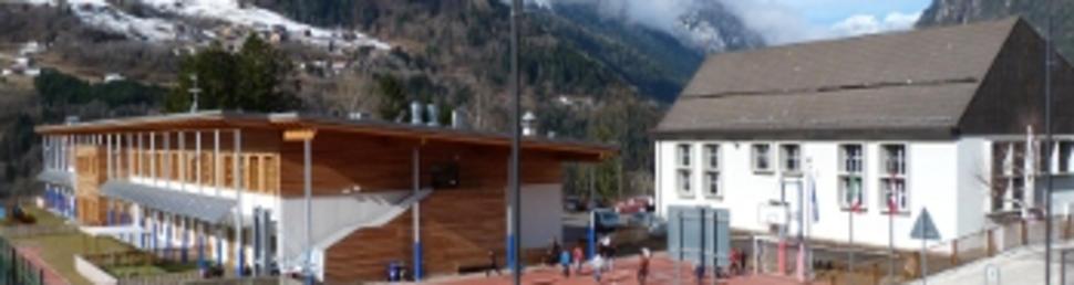 Polo scolastico di Canal San Bovo
